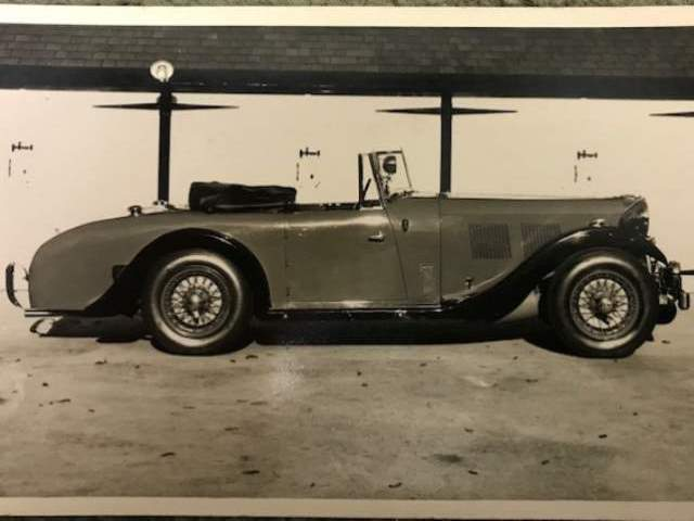 Image of the Rixon Bucknall Jaguar off side