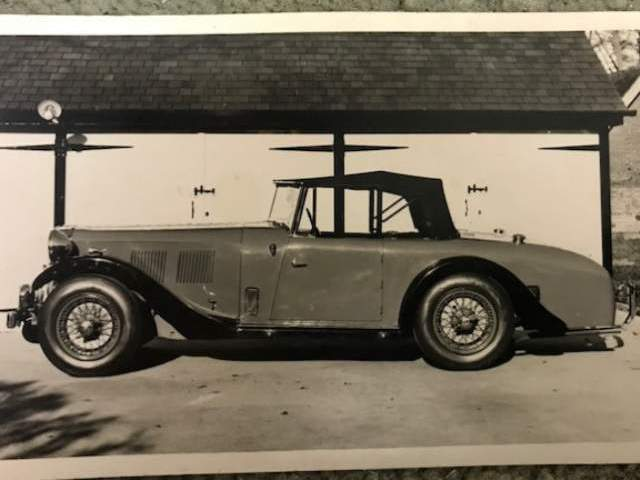 Image of the Rixon Bucknall Jaguar near side